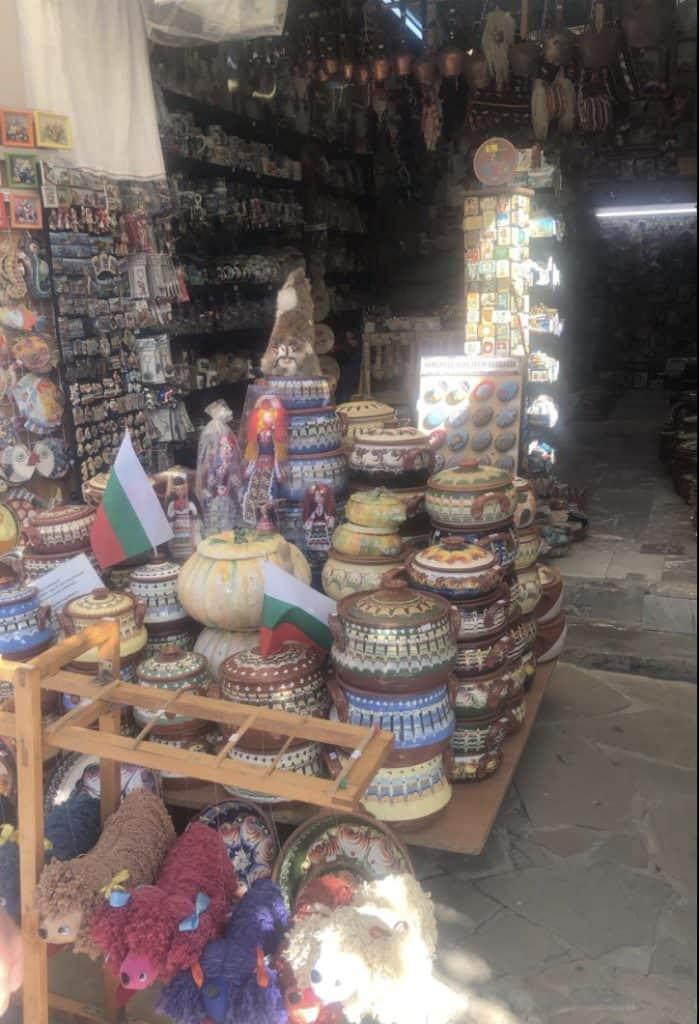 Ornament Shop in Sozopol