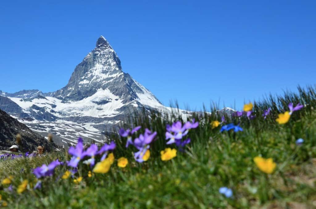 The Matterhorn – Switzerland's Iconic Pointed Peak