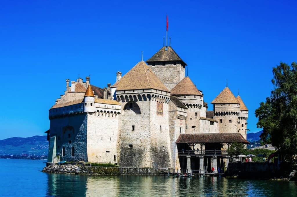 Chateau De Chillon, Montreux – Get Inspired