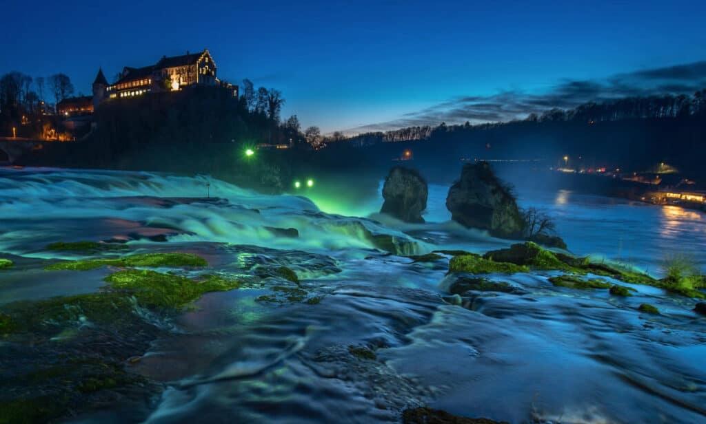 The Rhine Falls – Enjoy a spectacular Boat Trip